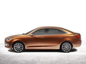 Ver foto 2 de Ford Escort Concept 2013