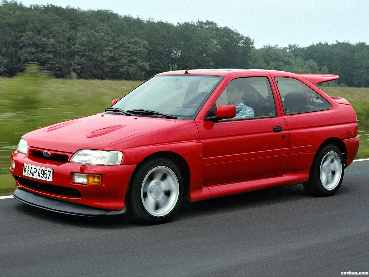 Fotos de Ford Escort RS Cosworth 1992