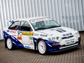 Ver foto 4 de Ford Escort RS Cosworth Rally Car 1993