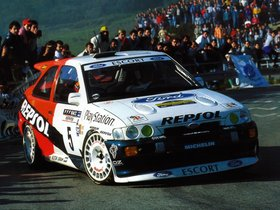 Ver foto 8 de Ford Escort RS Cosworth 1992