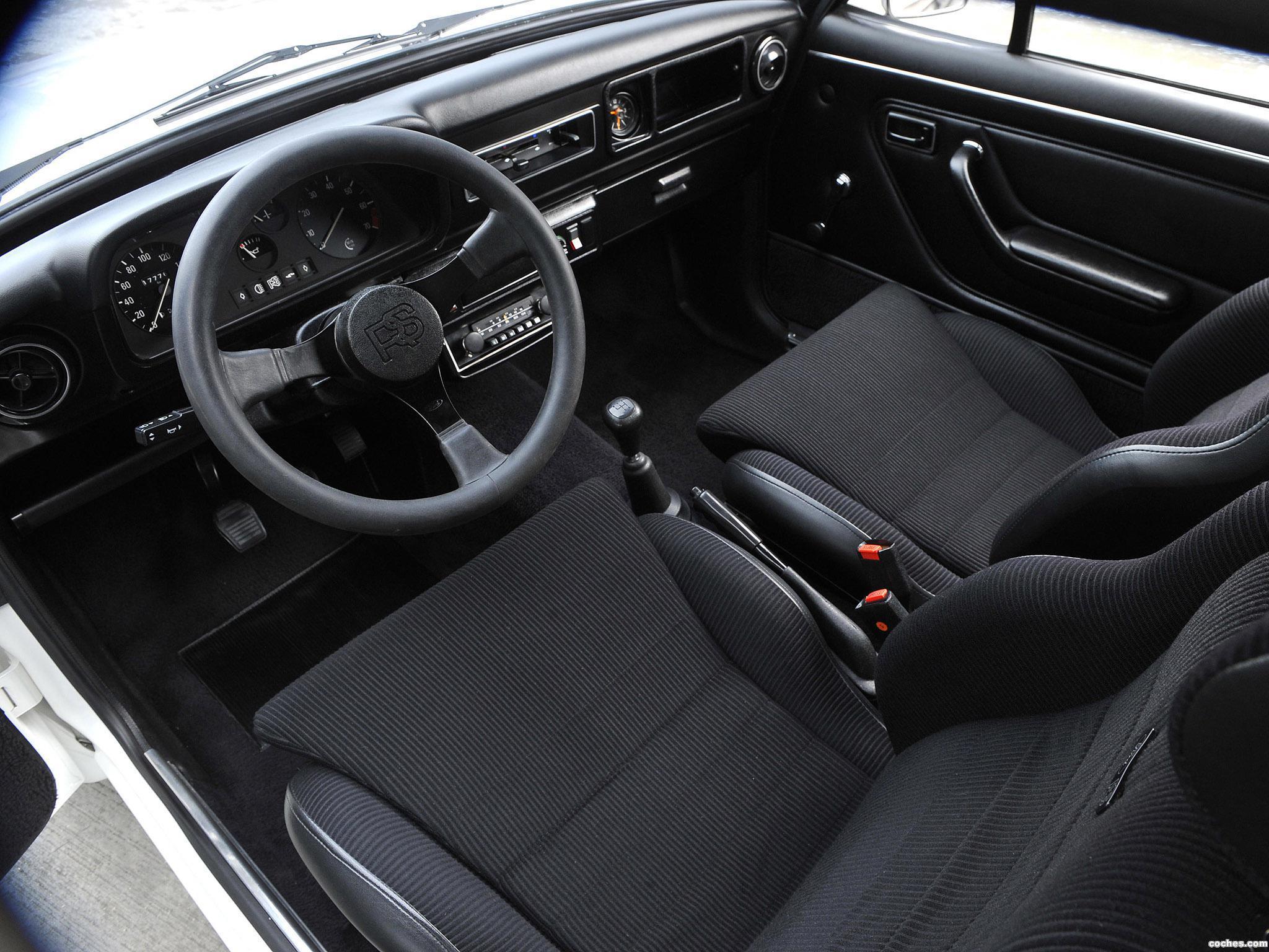 Foto 9 de Ford Escort RS2000 Series X 1978