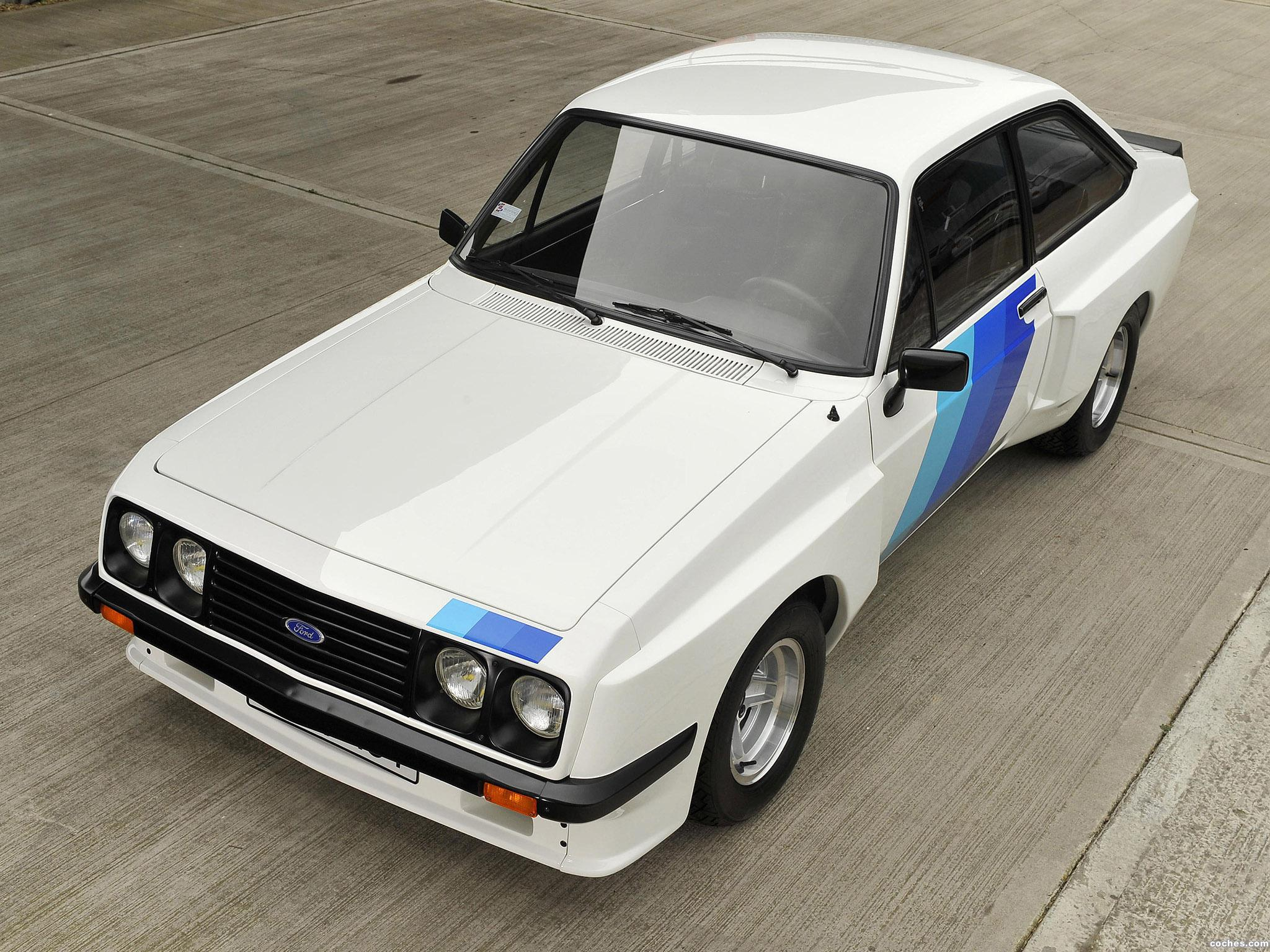 Foto 0 de Ford Escort RS2000 Series X 1978
