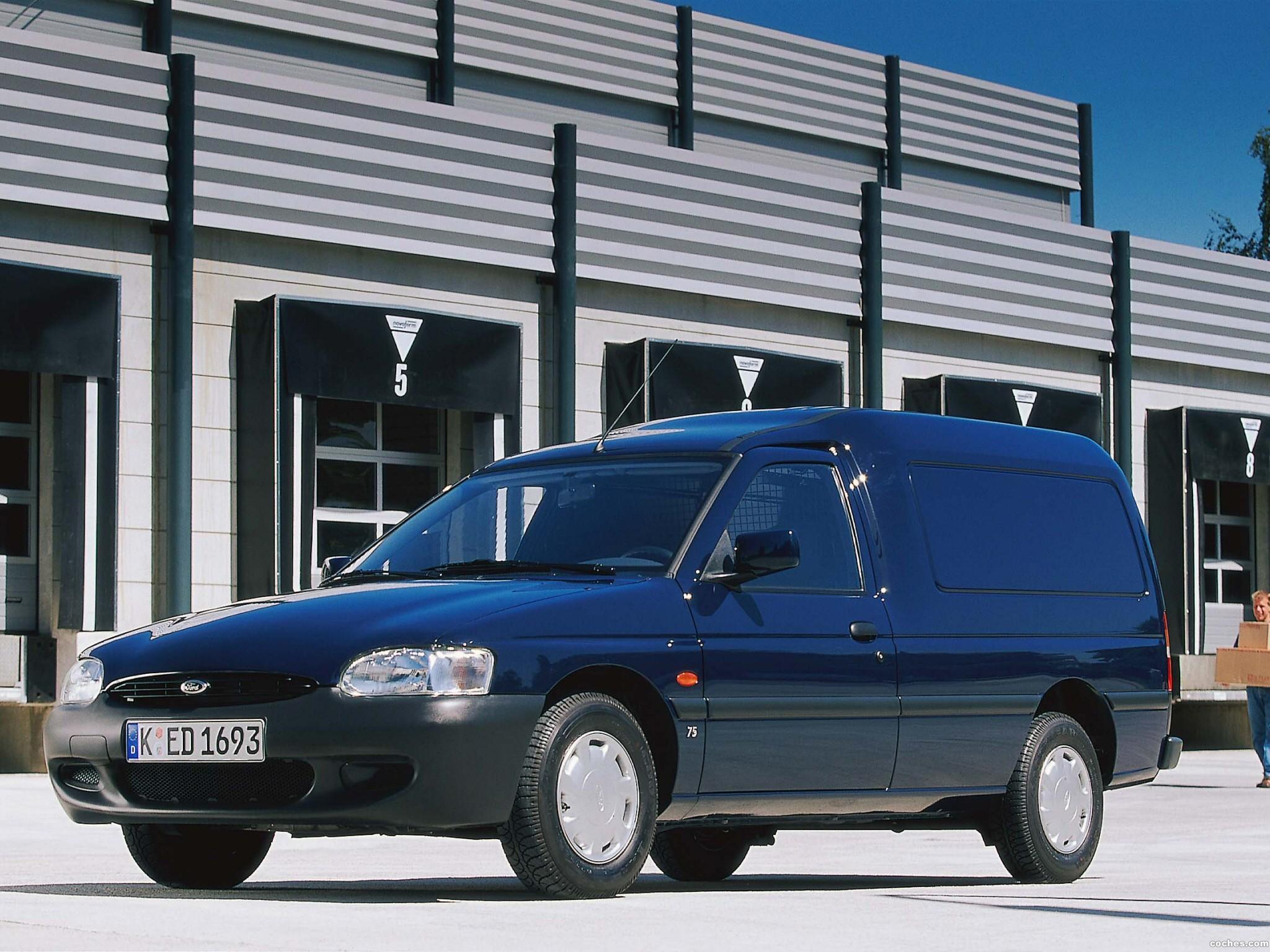 Foto 0 de Ford Escort Van 2002