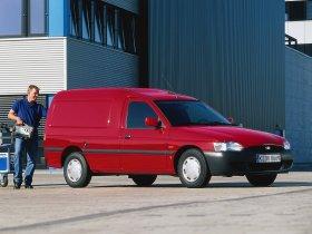 Ver foto 2 de Ford Escort Van 2002