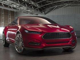 Ver foto 8 de Ford Evos concept 2011