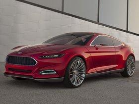 Ver foto 6 de Ford Evos concept 2011