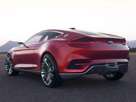 Ver foto 5 de Ford Evos concept 2011