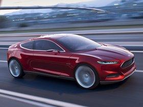 Ver foto 3 de Ford Evos concept 2011