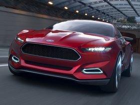 Ver foto 2 de Ford Evos concept 2011