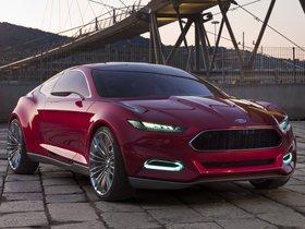 Ver foto 1 de Ford Evos concept 2011