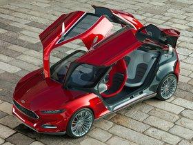 Ver foto 15 de Ford Evos concept 2011