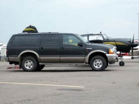 Ver foto 6 de Ford Excursion 2000