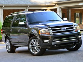 Ver foto 3 de Ford Expedition EL Platinum 2014