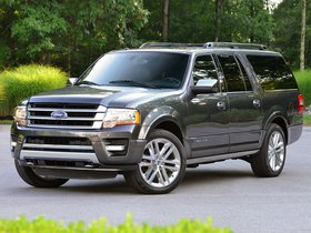 Ver foto 2 de Ford Expedition EL Platinum 2014