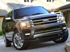 Ver foto 1 de Ford Expedition EL Platinum 2014
