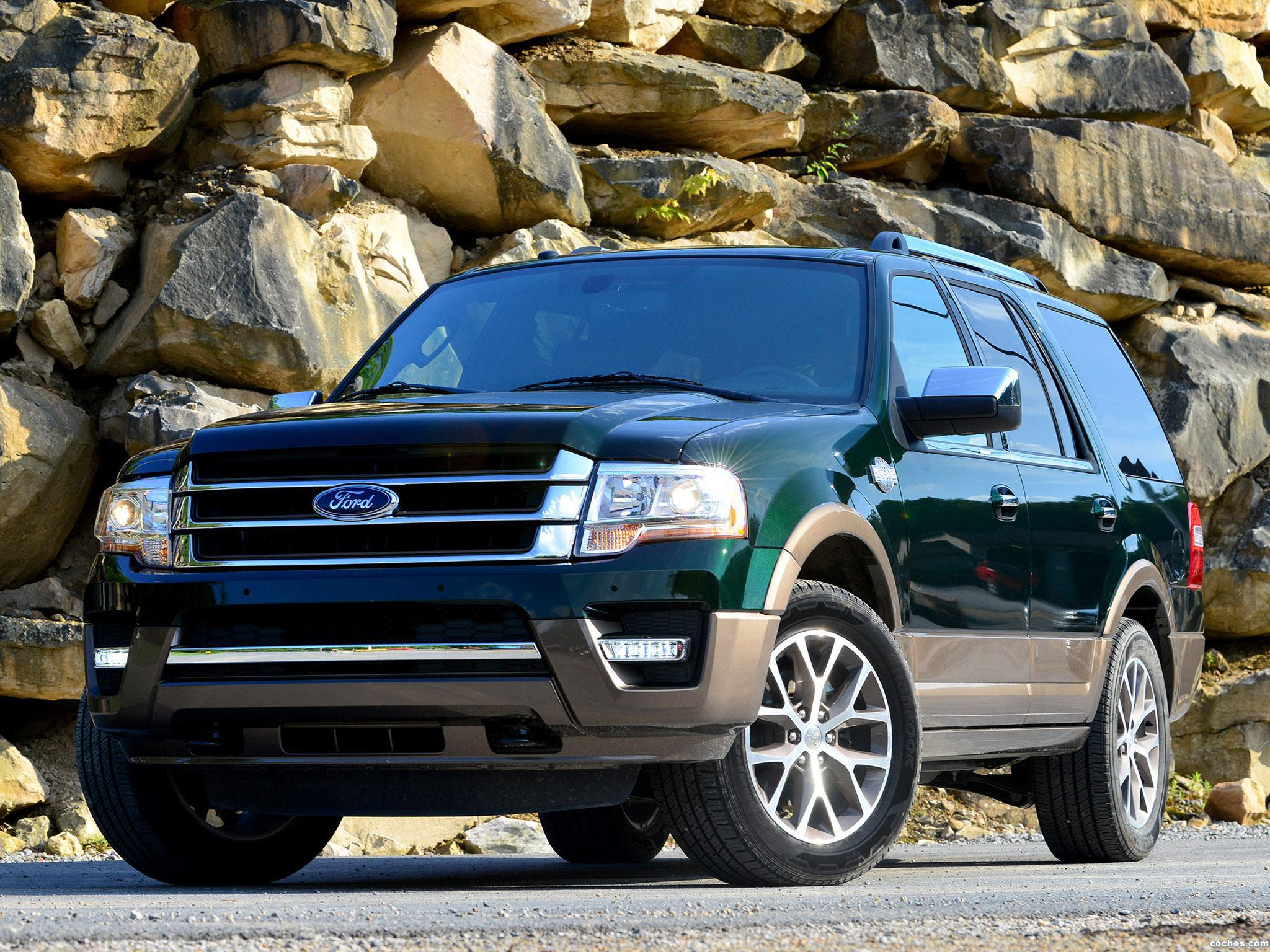 Foto 0 de Ford Expedition King Ranch 2014