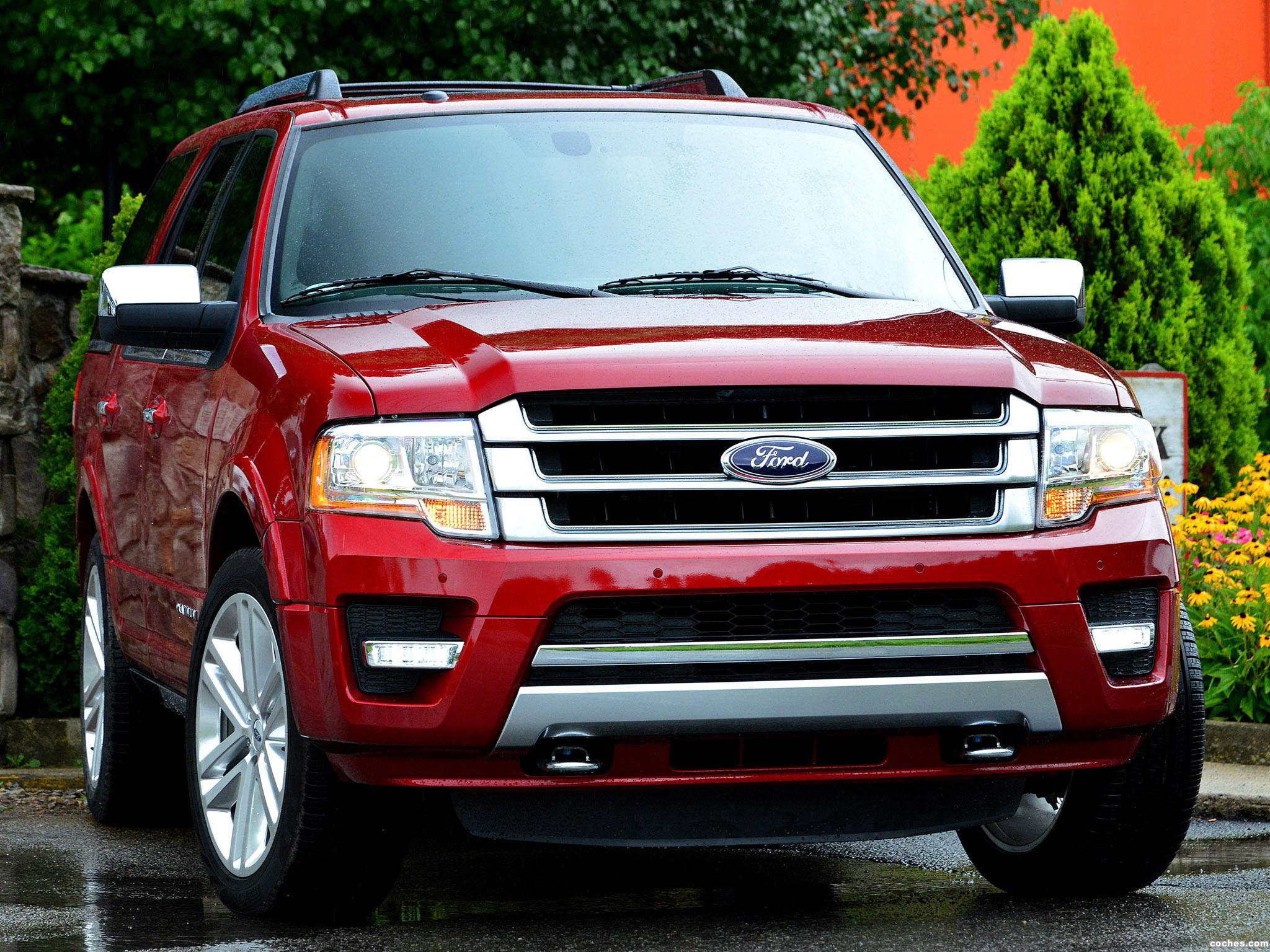 Foto 0 de Ford Expedition Platinum 2014