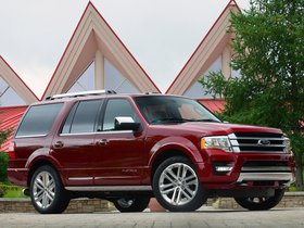 Ver foto 4 de Ford Expedition Platinum 2014