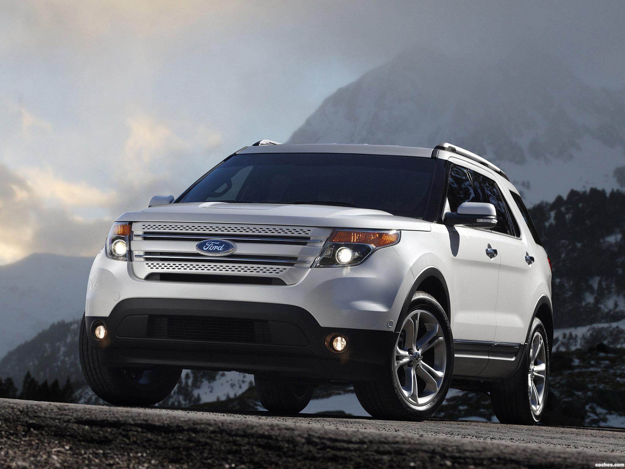 Foto 0 de Ford Explorer 2010