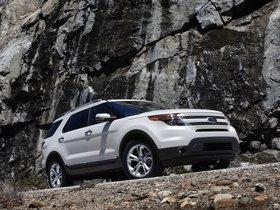 Ver foto 6 de Ford Explorer 2010