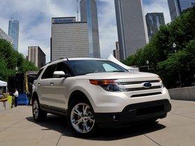 Ver foto 45 de Ford Explorer 2010
