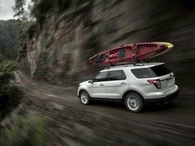 Ver foto 32 de Ford Explorer 2010