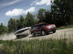 Ver foto 31 de Ford Explorer 2010