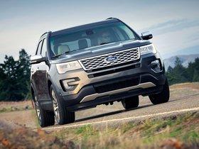 Ver foto 2 de Ford Explorer 2015