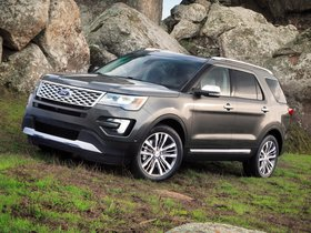 Fotos de Ford Explorer