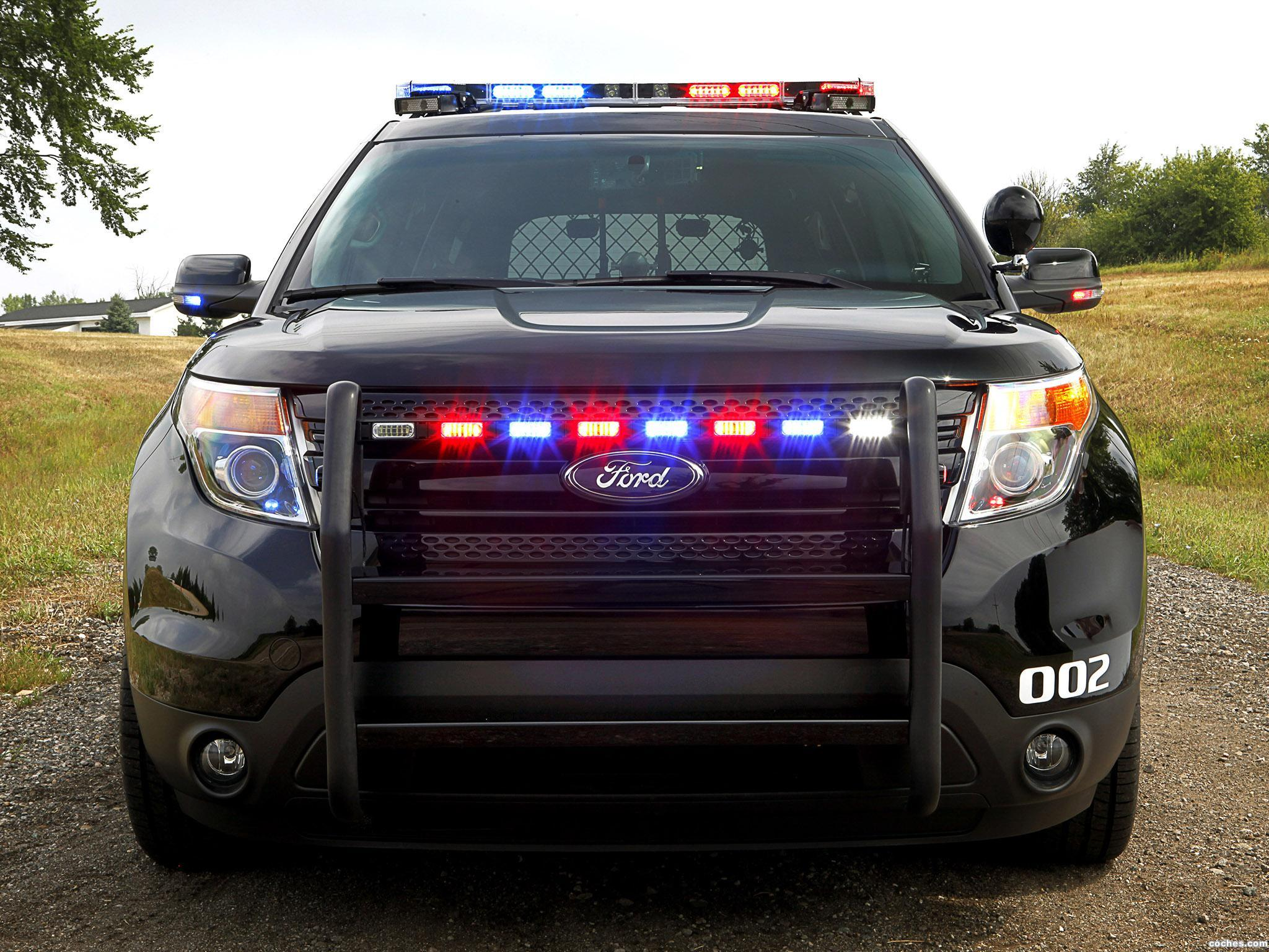 Foto 0 de Ford Explorer Police Interceptor Utility Vehicle 2010