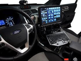 Ver foto 11 de Ford Explorer Police Interceptor Utility Vehicle 2010