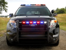 Ver foto 1 de Ford Explorer Police Interceptor Utility Vehicle 2010