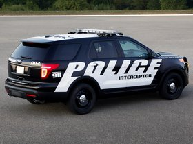 Ver foto 4 de Ford Explorer Police Interceptor Utility Vehicle 2010