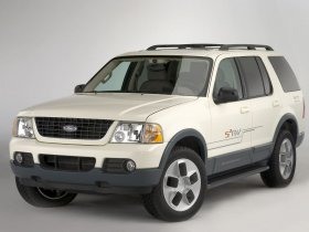 Ver foto 1 de Ford Explorer S2RV Smart Safe Research Vehicle 2003