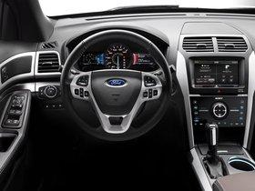 Ver foto 18 de Ford Explorer Sport 2012