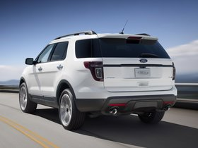Ver foto 9 de Ford Explorer Sport 2012