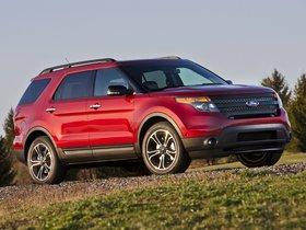 Ver foto 3 de Ford Explorer Sport 2012