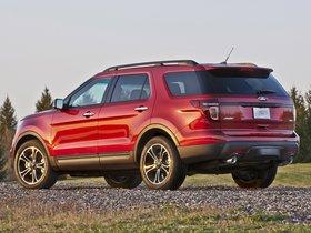 Ver foto 2 de Ford Explorer Sport 2012