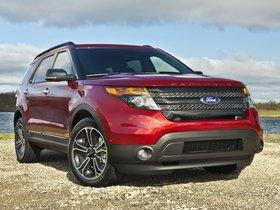 Ver foto 1 de Ford Explorer Sport 2012