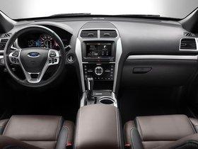 Ver foto 17 de Ford Explorer Sport 2012
