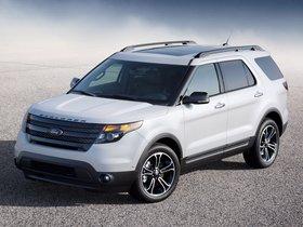 Ver foto 15 de Ford Explorer Sport 2012