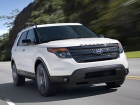 Ver foto 11 de Ford Explorer Sport 2012