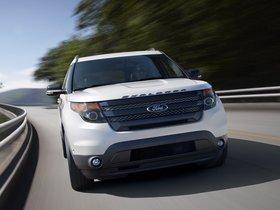 Ver foto 10 de Ford Explorer Sport 2012