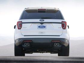 Ver foto 3 de Ford Explorer Sport 2017