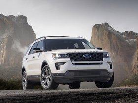 Fotos de Ford Explorer Sport 2017