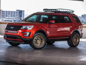 Fotos de Ford Explorer Sport by Allstar Performance 2015