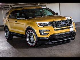 Fotos de Ford Explorer Sport by Goodguys 2015