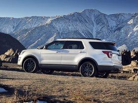 Ver foto 2 de Ford Explorer XLT Sport 2016