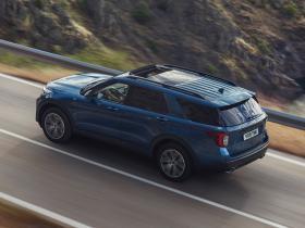 Ver foto 9 de Ford Explorer Plug-in Hybrid ST-Line 2020