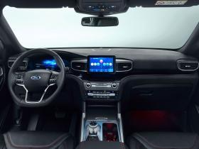 Ver foto 18 de Ford Explorer Plug-in Hybrid ST-Line 2020